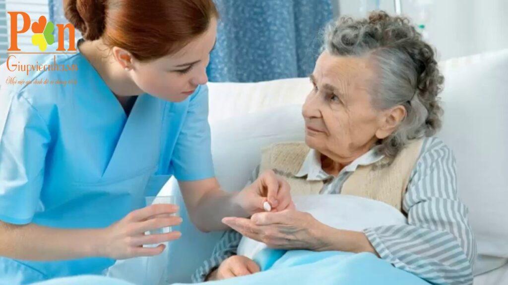 dịch vụ chăm sóc người bệnh huyện bình chánh uy tín