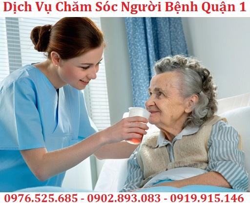 dịch vụ chăm sóc người bệnh quận thủ đức chuyên nghiệp
