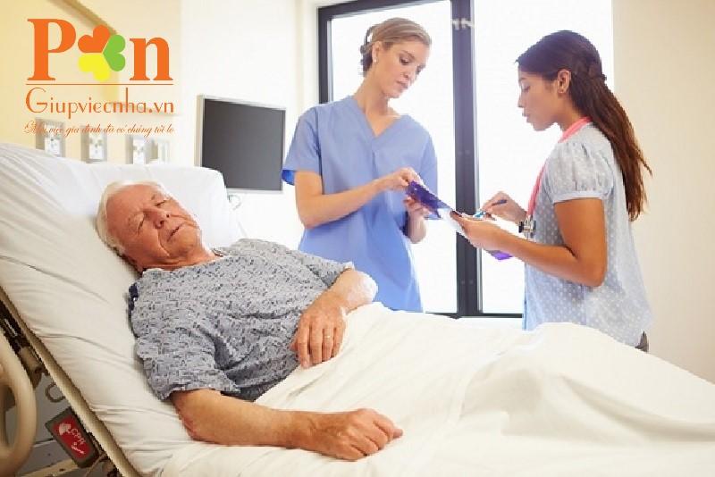 dịch vụ chăm sóc người bệnh quận 4 tại bệnh viện