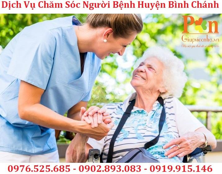 dịch vụ chăm sóc bệnh nhân huyện Bình Chánh uy tín