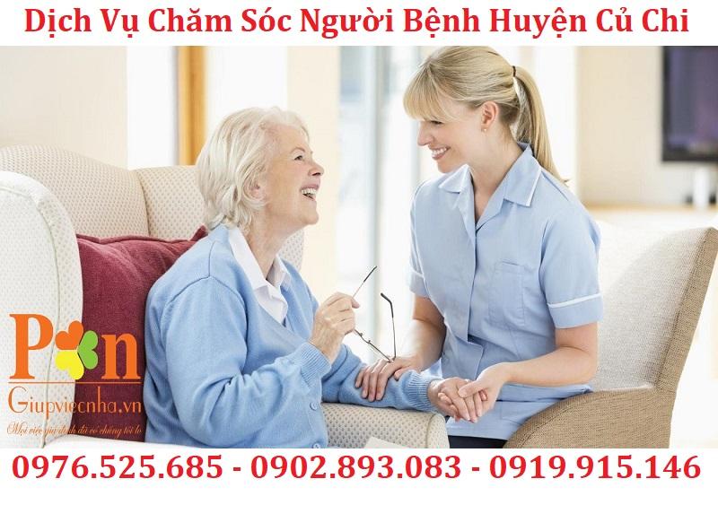 dịch vụ chăm sóc bệnh nhân huyện củ chi uy tín