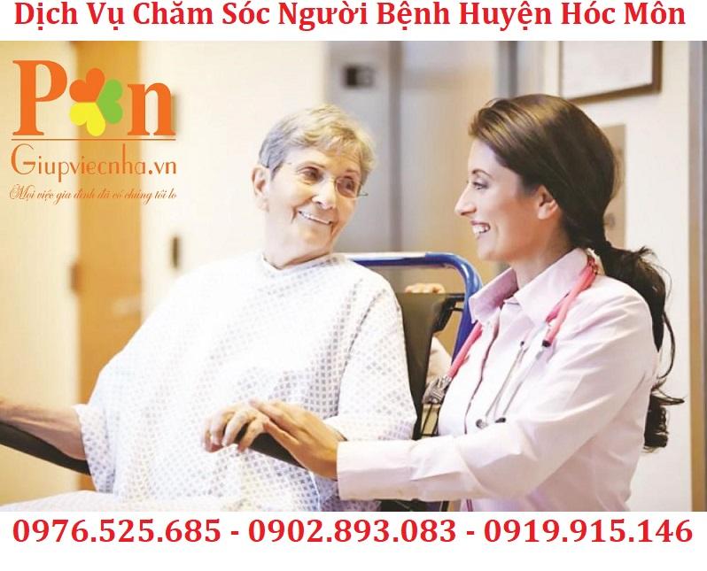 Dịch vụ chăm sóc bệnh nhân huyện Hóc Môn uy tín