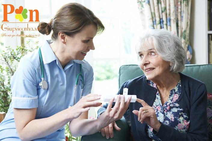 Dịch vụ chăm sóc người bệnh quận 7 uy tín