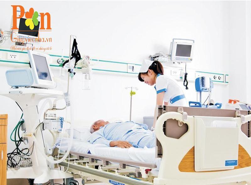 dịch vụ chăm sóc người bệnh tại bệnh viện bình dân chuyên nghiệp