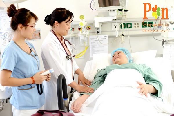 dịch vụ chăm sóc người bệnh tại bệnh viện đa khoa sài gòn chuyên nghiệp