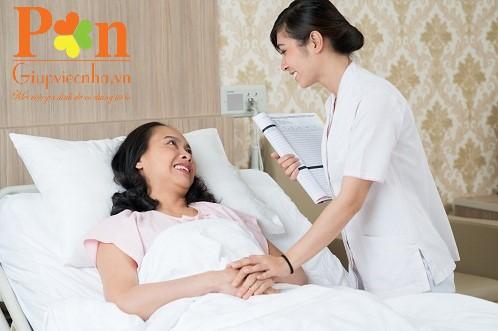 Dịch vụ chăm sóc bệnh nhân quận 4 ăn ở lại hoặc theo giờ