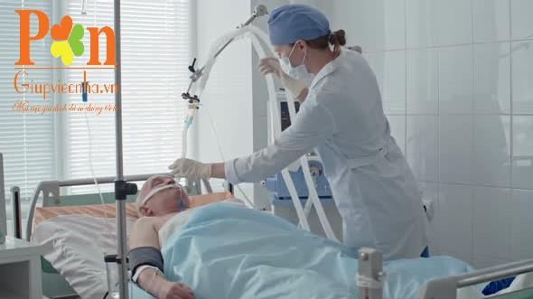Dịch vụ chăm sóc bệnh nhân quận 7 chuyên nghiệp