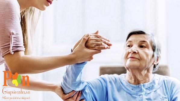 dịch vụ chăm sóc người già quận gò vấp ăn ở lại hoặc theo giờ