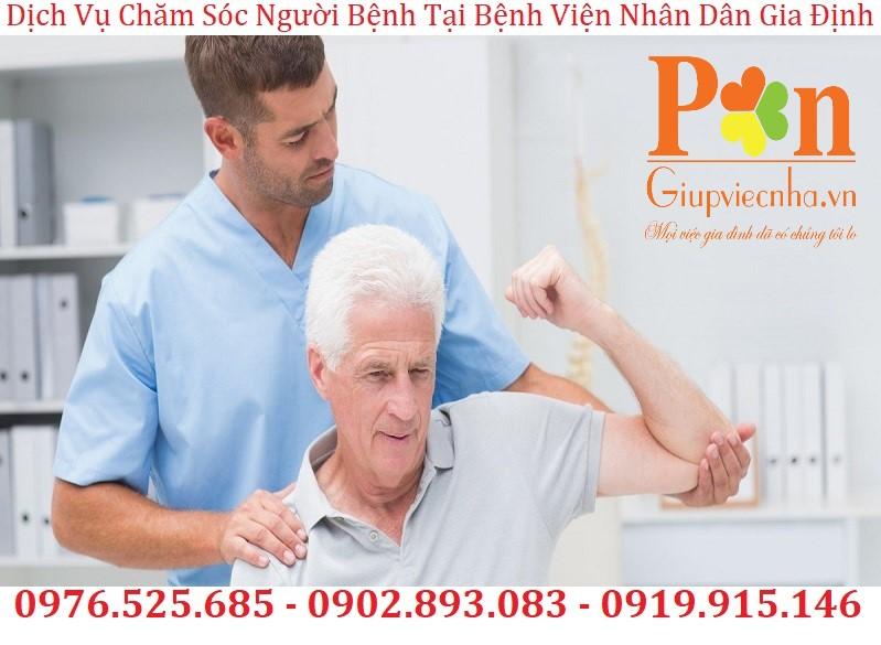 dịch vụ chăm sóc bệnh nhân quận 2 chuyên nghiệp