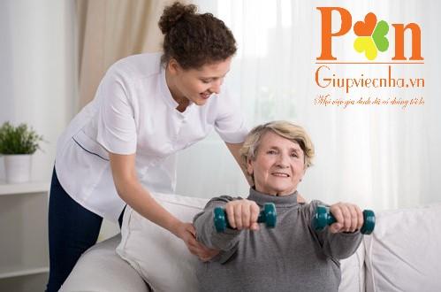 dịch vụ chăm sóc người già huyện nhà bè chuyên nghiệp