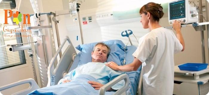 Dịch vụ chăm sóc bệnh nhân huyện củ chi ăn ở lại hoặc theo giờ