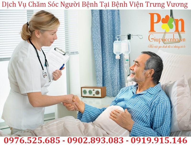 dịch vụ chăm sóc bệnh nhân quận 11 uy tín
