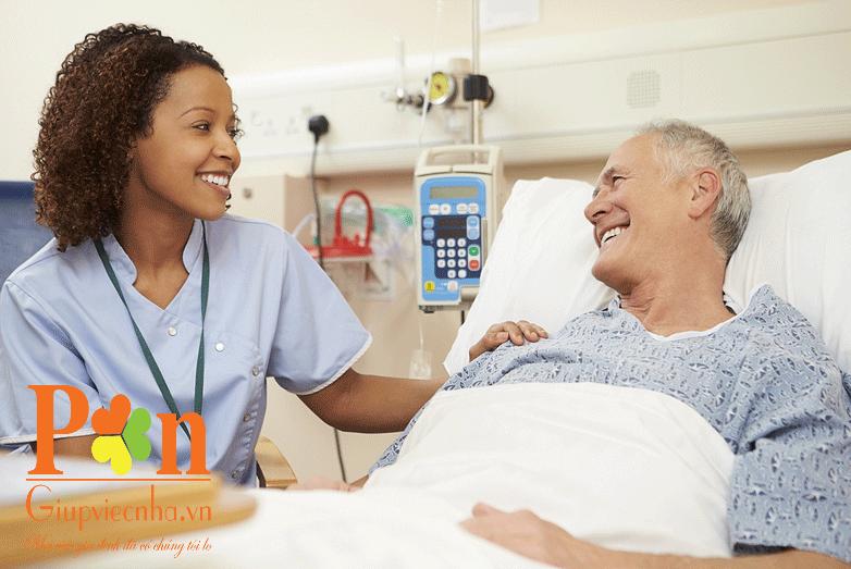 Dịch vụ chăm sóc bệnh nhân quận 8 uy tín