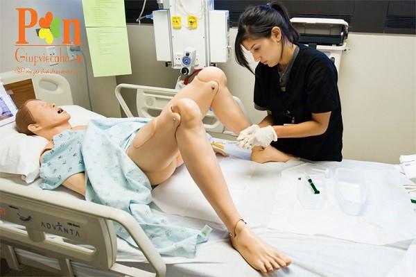 dịch vụ chăm sóc người bệnh tại bệnh viện ung bướu chuyên nghiệp