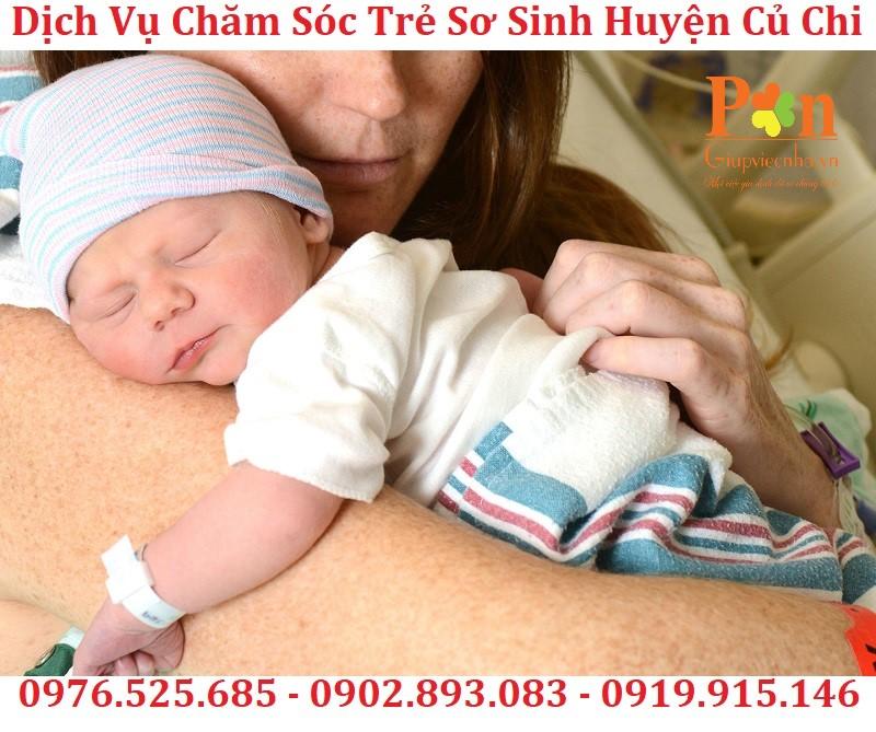 dịch vụ giữ em bé huyện củ chi