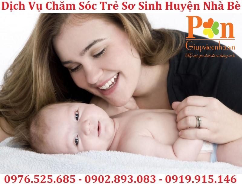 dịch vụ giữ em bé huyện nhà bè
