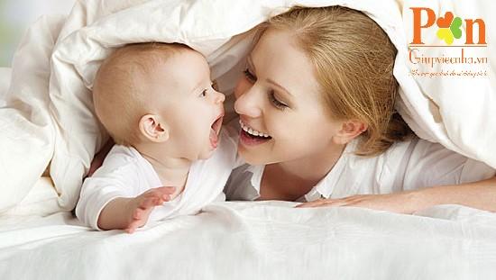 Dịch vụ giữ em bé quận Gò Vấp giá rẻ