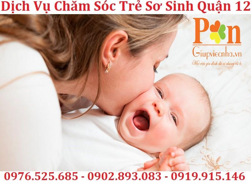 dịch vụ giữ em bé quận 12 chất lượng