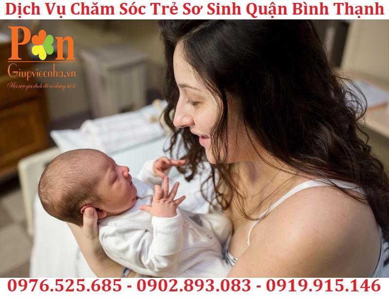 Dịch vụ giữ em bé quận Phú Nhuận giá rẻ