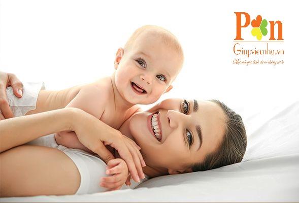 Dịch vụ chăm sóc em bé quận 6 ăn ở lại hoặc theo giờ