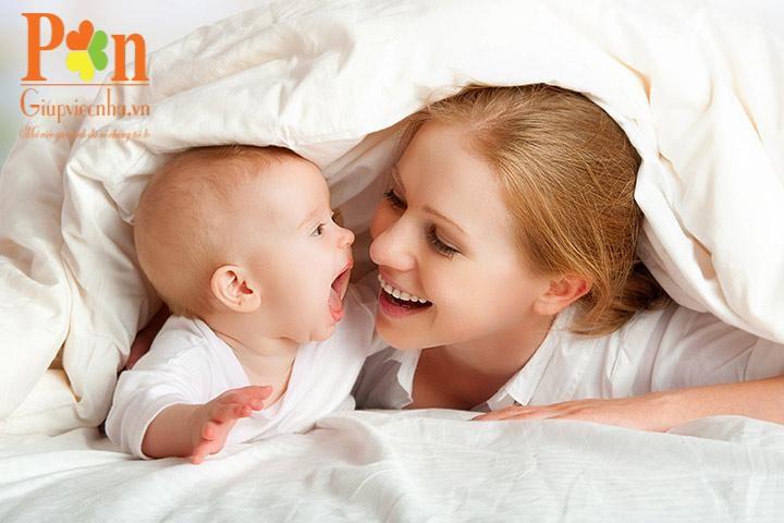 Dịch vụ giữ em bé quận 1 giá rẻ