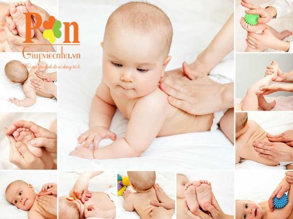 dịch vụ chăm sóc em bé quận Tân Phú uy tín