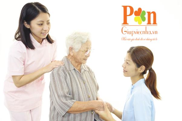 dịch vụ chăm sóc người già tại nhà chuyên nghiệp