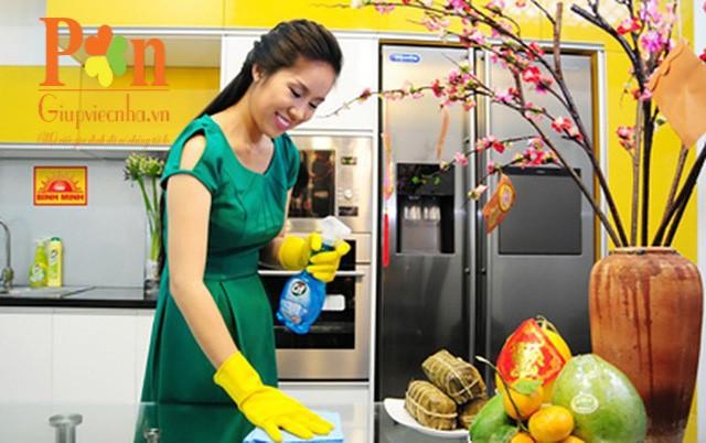 dịch vụ tổng vệ sinh nhà ngày tết chuyên nghiệp