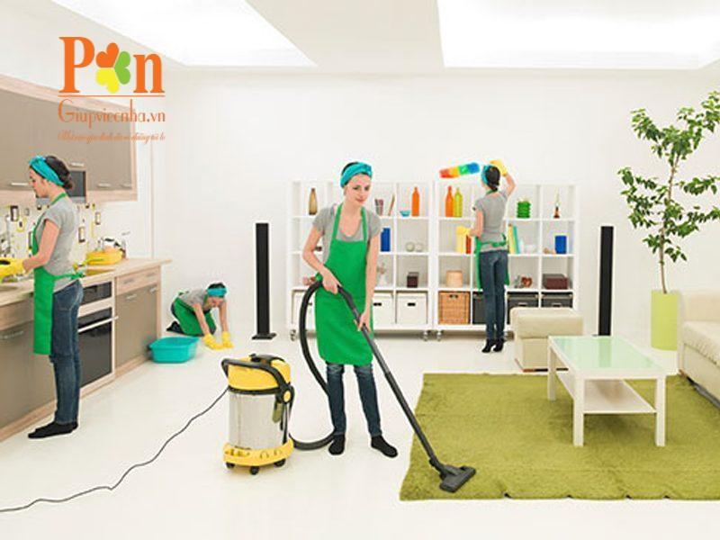 dịch vụ tổng vệ sinh nhà ngày tết giá rẻ